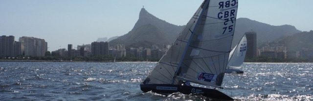 Kate MacGregor's View Training in Rio